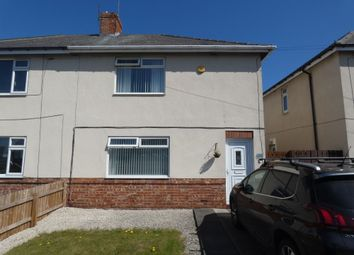 Thumbnail 3 bed semi-detached house for sale in Cowpen Road, Blyth