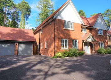 5 bed detached house for sale in Reading Road North, Fleet GU51