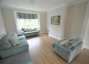 Thumbnail 5 bed semi-detached house to rent in Woodland Way, Mill Hill
