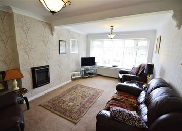 Thumbnail 2 bed semi-detached bungalow for sale in Shelley Close, Cayton, Scarborough