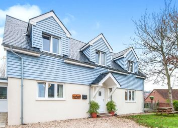 Thumbnail 4 bed detached house for sale in Kerrington Gardens, Musbury Road, Axminster, Devon