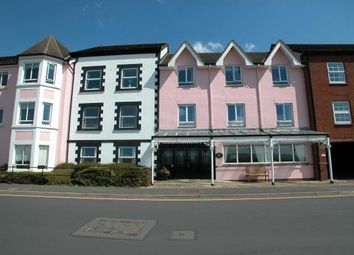Thumbnail 1 bed flat for sale in Deeside Court, The Parade, Parkgate