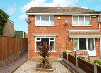 Thumbnail 2 bedroom town house for sale in Highwood Place, Eckington, Sheffield, Derbyshire
