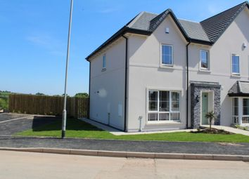 Thumbnail 3 bed semi-detached house to rent in Millmount Village Square, Dundonald, Belfast