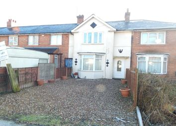 Thumbnail 3 bedroom terraced house to rent in Inverness Road, Northfield, Birmingham