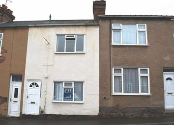 Thumbnail 2 bedroom terraced house for sale in Sterland Street, Brampton, Chesterfield, Derbyshire
