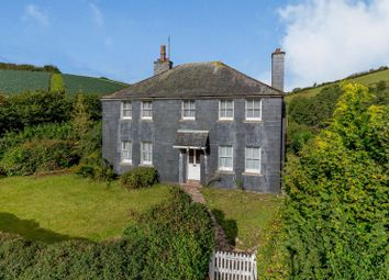 Thumbnail 4 bed detached house for sale in Lower Coombe, Buckfastleigh, Devon