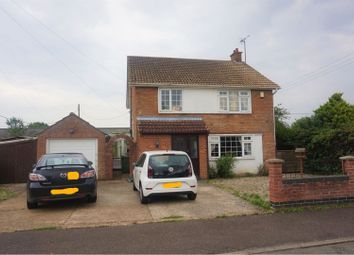 Thumbnail 4 bed detached house for sale in St. Annes Crescent, Clenchwarton, Kings Lynn