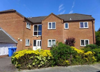 Thumbnail 1 bed flat for sale in Heather Close, Thornton-Cleveleys