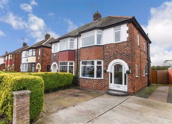 Thumbnail 3 bed semi-detached house for sale in Golf Links Road, Inglemire Lane, Hull