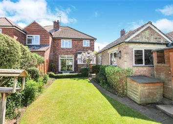 Thumbnail 3 bedroom semi-detached house for sale in The Ringway, Queniborough, Leicester, Leicestershire