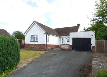 Thumbnail 3 bed detached house for sale in 16 Bredon Grove, Malvern, Worcestershire