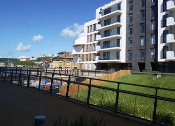 Thumbnail 2 bedroom flat to rent in Millennium Promenade, Bristol