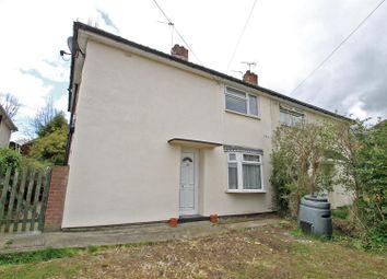 Thumbnail 3 bed semi-detached house for sale in Calverton Avenue, Carlton, Nottingham