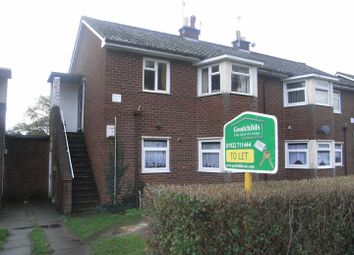 Thumbnail 1 bedroom flat to rent in Broad Lane, Bloxwich, Walsall