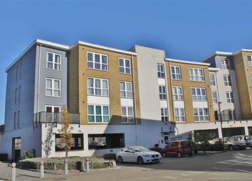 Thumbnail 2 bed flat for sale in Fisgard Court, Admirals Way, Gravesend