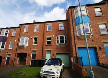 Thumbnail 4 bed terraced house to rent in Ashwood, Leazes Lane, Gilesgate, Durham