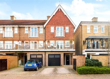 4 bed end terrace house for sale in Huntingdon Avenue, Tunbridge Wells, Kent TN4