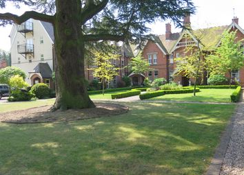 Thumbnail 2 bed flat for sale in Horsley Hall, Eccleshall, Stafford