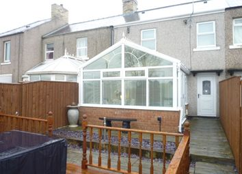 2 bed terraced house for sale in Cheviot View, Seghill, Northumberland NE23