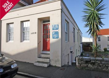 Thumbnail 1 bed semi-detached house to rent in 3 Trafalgar Cottages, Trafalgar Road, Vale