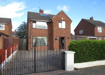 Thumbnail 3 bed detached house for sale in Brookhurst Road, Bromborough, Wirral
