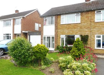 Thumbnail 3 bed semi-detached house for sale in High View Road, Leamington Spa