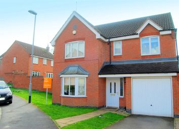 Thumbnail 4 bedroom detached house for sale in Maun View Gardens, Sutton-In-Ashfield, Nottinghamshire