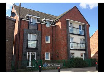 Thumbnail 1 bed flat to rent in White Hart Close, Thurmaston, Leicester