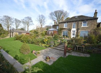 Thumbnail 5 bed detached house for sale in The Knowle, Shepley, Huddersfield, West Yorkshire