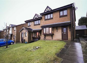Thumbnail 3 bed semi-detached house for sale in Norman Road, Oswaldtwistle, Lancashire