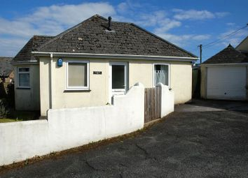 Thumbnail 2 bed detached bungalow for sale in Hillside Gardens, Lostwithiel