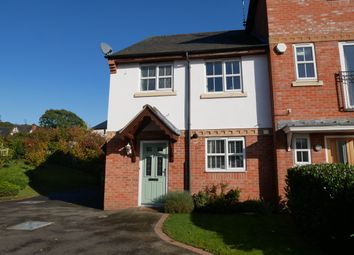 Thumbnail 3 bed end terrace house for sale in Lakeside Close, Old Whittington, Chesterfield