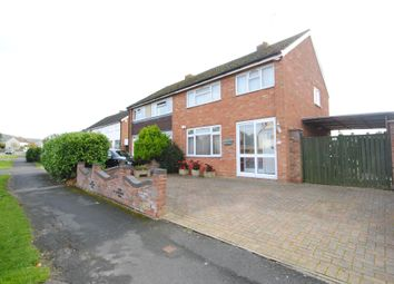 Thumbnail 3 bed semi-detached house for sale in Two Hedges Road, Bishops Cleeve, Cheltenham