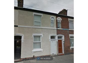 Thumbnail 5 bedroom terraced house to rent in Ashford Street, Stoke On Trent