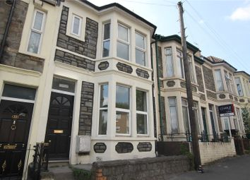 Thumbnail 3 bed terraced house for sale in Royate Hill, Eastville, Bristol