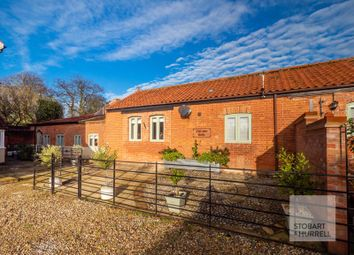 Thumbnail 2 bed barn conversion for sale in The Old Dairy, Bacton Road, North Walsham, Norfolk