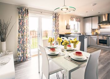 "Thumbnail 3 bed detached house for sale in ""Castlevale"" at Hunter Street, Auchterarder"