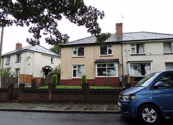 Thumbnail 3 bed semi-detached house for sale in Rectory Grove, Prestwich, Manchester