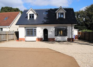 Thumbnail 4 bed detached house for sale in Fornham Road, Great Barton, Bury St. Edmunds