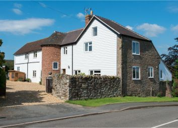 Thumbnail 5 bed detached house for sale in The Sheet, Ludlow