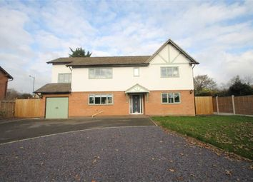 Thumbnail 4 bed detached house to rent in Chapel Hill, Bicton Heath, Shrewsbury