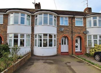 Thumbnail 3 bed terraced house for sale in Vale Drive, Horsham