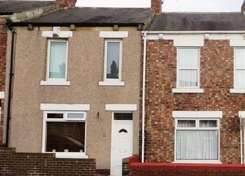 Thumbnail 2 bedroom terraced house for sale in Montague Street, Lemington, Newcastle Upon Tyne
