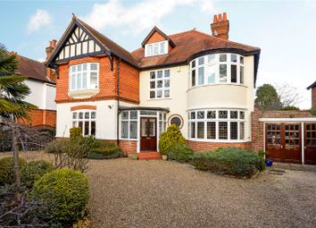 Thumbnail 6 bed detached house for sale in Castle Road, Weybridge, Surrey