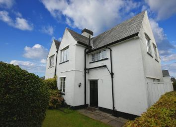 Thumbnail 3 bed semi-detached house for sale in Lon Isa, Rhiwbina, Cardiff.