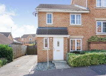 3 bed end terrace house for sale in Wilkie Road, Wellingborough NN8