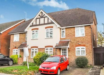 Thumbnail 4 bed semi-detached house for sale in Spring Place, Windermere Avenue, London