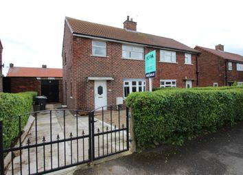 Thumbnail 2 bed semi-detached house for sale in Hallfield Terrace, Micklefield, Leeds