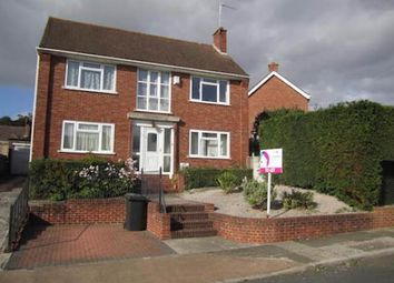 Thumbnail 2 bed flat to rent in Higher Kings Avenue, Exeter